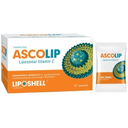 ASCOLIP Liposomalna witamina C
