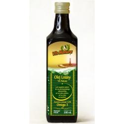Olej Lniany Vis Natura 500 ml