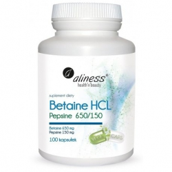 Betaine HCL +Pepsine...