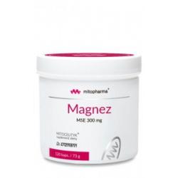 Magnez MSE - 120 kapsułek